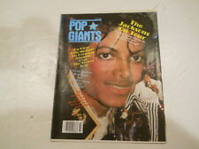 Michael Jackson, Madonna, Eddie Murphy  - Pop Giants Magazine 1984