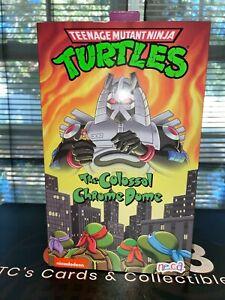 NECA Teenage Mutant Ninja Turtles The Colossal Chrome Dome