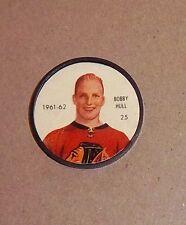 Shirriff / Salada coins hockey 1961-62 # 25 Bobby Hull Chicago set # 7 A