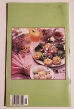 PILLSBURY FESTIVE SPRING Recipes COOKBOOK Classic #16 FO6770 Springtime Menus