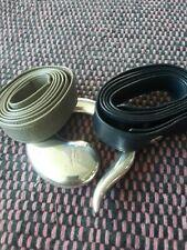 Belt Buckle Rare! 2 new strapS Huge Tiffany Elsa Peretti Sterling Eternal