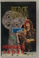 BLACK SABBATH: Headless Cross THOMSUN ORIGINAL Saudi Unique Cover Cassette Tape