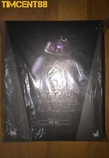 Ready! Hot Toys MMS441 Star Wars The Last Jedi 1/6 BB-9E New