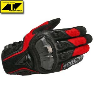 Breathable Leather Motorcycle Gloves Racing Gloves Men's Motocross Gloves RST390