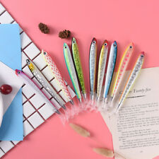 Simulation Fish Ballpoint Pen Writing Creative Stationery Office School Gifts