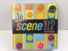 Scene It? Jr. The Dvd Game 2003 Complete