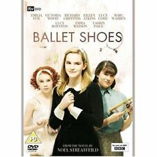 Ballet Shoes 2007 DVD Bbc TV Family Drama Film Movie Emma Watson Brand New