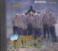 LOS AHIJADOS HOLA CD NUEVO SEALED
