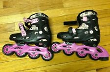 Nice Variflex Lily in-line skates Rollerblades Multi-size Adjustable Girls 10-13