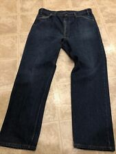 Mens Vintage Orange Tab Levi'S 309 0215 Straight Size 36x28.5 Made In Usa
