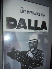 DVD N°14 1995 LIVE IN VINA DEL MAR LUCIO DALLA DOV'E' LA STRADA PER LE STELLE