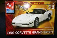 AMT 1996 CORVETTE GRAND SPORT - 1/24 Scale Model Car