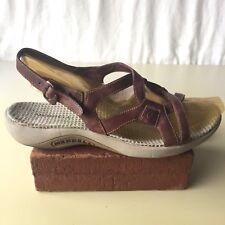 Merrell SZ 10 US 8UK 41EU Slip On Buckle Summer Hiking Walking Sandals Shoes