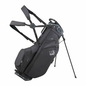 New Wilson Staff Feather Carry Stand Golf Bags - Lightweight - Choose Color