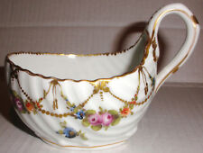 Rare antique porcelain Dresden  creamer cup hand painted