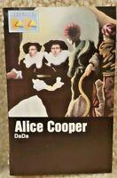 Vintage 1983 Cassette Tape Alice Cooper DaDa Warner Bros Records