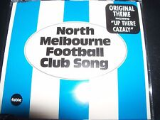 North Melbourne Football Club Song AFL Footy / Football Anthem CD Single