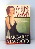 The Blind Assassin by Margaret Atwood Booker prize winner used paperback Virago
