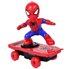New Electric Superhero Spiderman Car Scooter Avengers ChristmasToy For Chidren