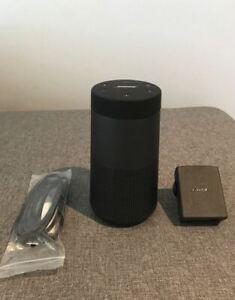 Bose Soundlink Revolve Portable Bluetooth Speaker Black - Genuine Bose