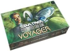 STAR TREK CCG : VOYAGER SEALED BOOSTER BOX
