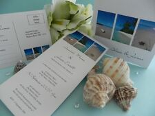 Beach Dreams Wedding, Engagement Invitations - Samples Invites ONLY $1