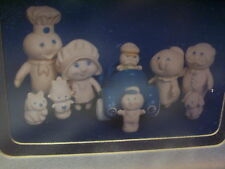 PILLSBURY DOUGHBOY FAMILY PICTURE GREETING CARD UNCLE ROLLIE BISCUIT