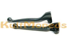 Simson Griffe CARBON Hebel S51 S50 S70 KR51 Schwalbe SR50 Bremse Kupplung Griff