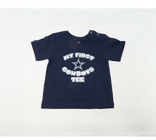 REEBOK Toddlers Infants Tops Shirts My First Tee Navy Blue Dallas Cowboys