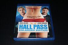Hall Pass BLU-RAY/DVD