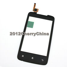 New Touch screen Digitizer Panel Repair Part For Lenovo A390 Black