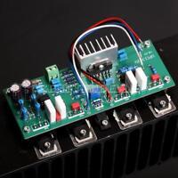 UPC1342V Mono HiFi 150W Power Amplifier Board NJW0302/0281 Audio Amplifier Board
