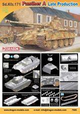 Modellini statici di veicoli militari Dragon per Panther scala 1:72