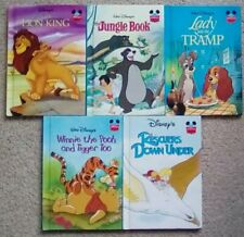 More details for rare first american editions disney wonderful world of reading grolier book club