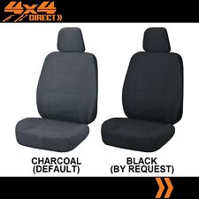 SINGLE HD WATERPROOF CANVAS SEAT COVER FOR CHEVROLET C30