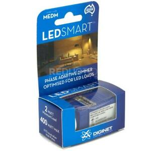 Diginet LED Dimmer MEDM Dims 100% Down to 0% 400 WATT