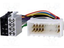 audiovox DIN ISO Foryou Auto-Radio Adaptador Cable Enchufe para elta jgc