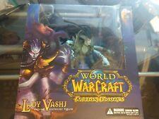 World of Warcraft DC Unlimited Lady Vashj MIB USA