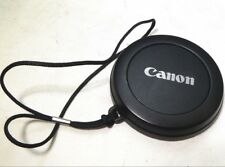 Canon 49mm front lens cap slip on for PowerShot genuine OEM