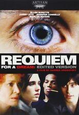 Requiem for a Dream (Dvd, 2001) Ellen Burstyn, Marlon Wayans, 012236117056
