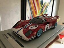 Tecnomodel 1/18 Ferrari 512M #6 scuderia Filipinetti, new + display - no cmr, bb