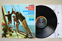 BEACH BOYS~Summer Days/Nights~UK Mono 1° press Capitol T-2354 Vinyl LP 1966 VG+