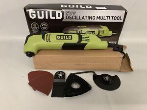 Guild 250w Oscillating Multitool - New Ex Display - Free Uk Postage