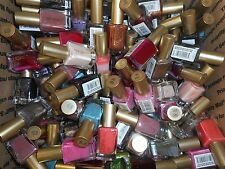 100 ASSORTED L'OREAL NAIL COLOR 0.39oz EACH x100= 39oz TOTAL