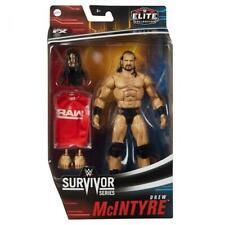 Drew McIntyre Survivor Series Elite Figure - Brand New