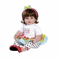 "Lifelike Realistic Reborn Handmade Vinyl 20"" Toddler Girl Doll Play Toy by Adora"