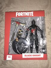 """Fortnite/ MCFARLANE TOYS """"BLACK KNIGHT"""" 7"""" INCH ACTION FIGURE In Hand"""