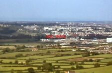 PHOTO  1978 BRISTOL FROM DUNDRY HILL IN THE MIDDLE DISTANCE AND TO THE LEFT OF T