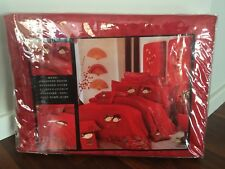 Chinese Wedding Quilt Set