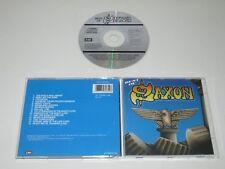 SAXON/ Best Of Saxon (EMI CDP 7 96065 2) Cd Álbum